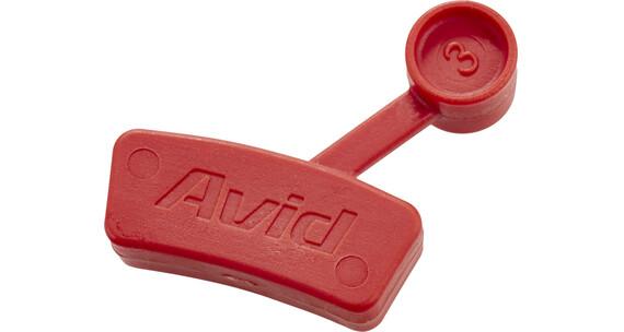 Avid Guide/Trail rød